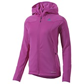 image: adidas Hiking/Trekking 1-Side Hooded Fleece Jacket Z18370