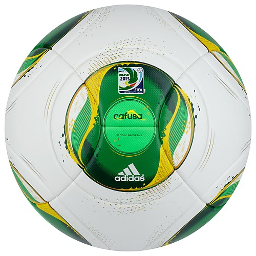 image: adidas Confederations Cup Official Match Ball Z19458
