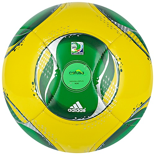 image: adidas Confederations Cup 2013 Mini Ball Z19712