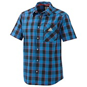 image: adidas Short Sleeve Check Shirt 2 Z19776