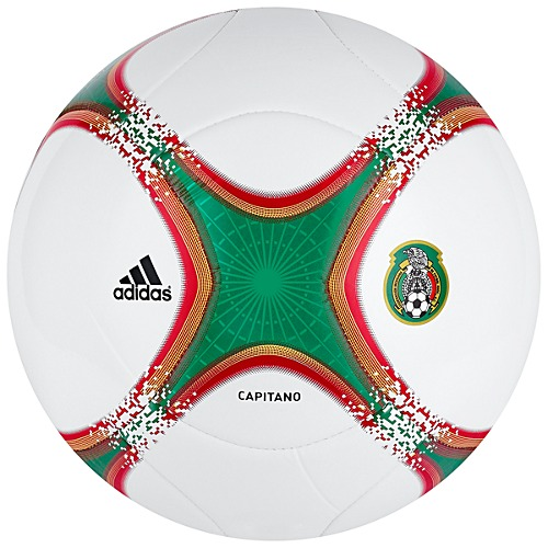image: adidas Mexico 2013 Capitano Ball Z19869