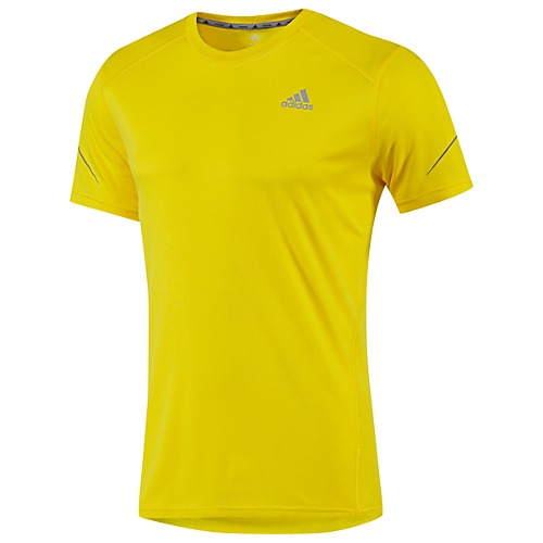 image: adidas Sequencials CC Run Short Sleeve Tee Z21703
