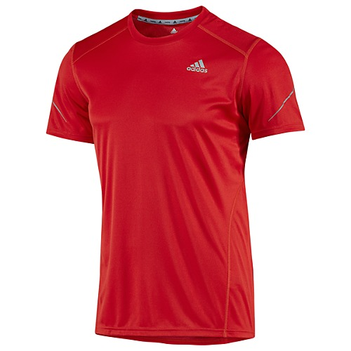 image: adidas Sequencials CC Run Short Sleeve Tee Z21704