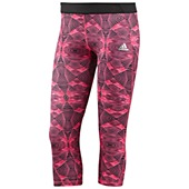 image: adidas Tension Moire Three-Quarter Tights Z22037