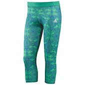 image: adidas Tension Moire Three-Quarter Tights Z22040