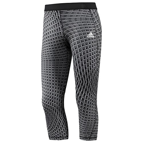 image: adidas Techfit Three-Quarter Tights Z22044