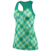 image: adidas Powerluxe Plaid Tank Z22051