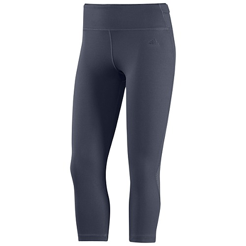 image: adidas Powerluxe No-Fuss Three-Quarter Tights Z23381