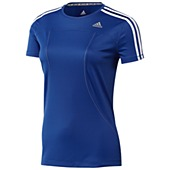 image: adidas Response 3-Stripes Short Sleeve Tee Z26702