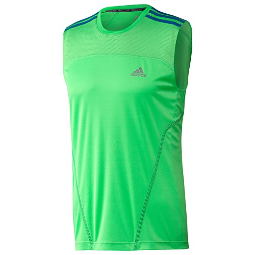 image: adidas Response 3-Stripes Sleeveless Tee Z27402