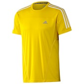 image: adidas Response 3-Stripes Short Sleeve Tee Z27405