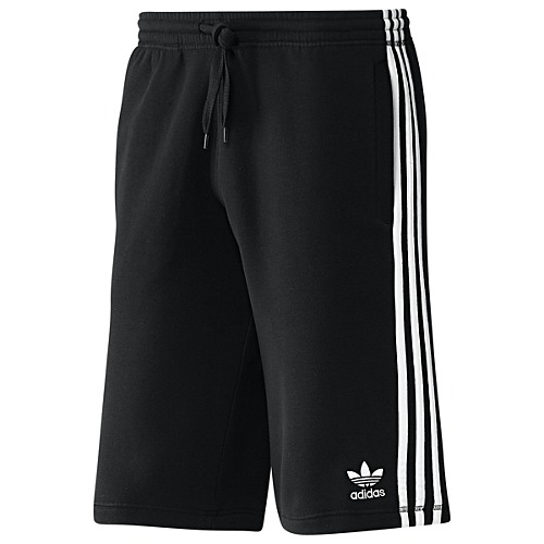 image: adidas 3-Stripes Fleece Shorts Z32069