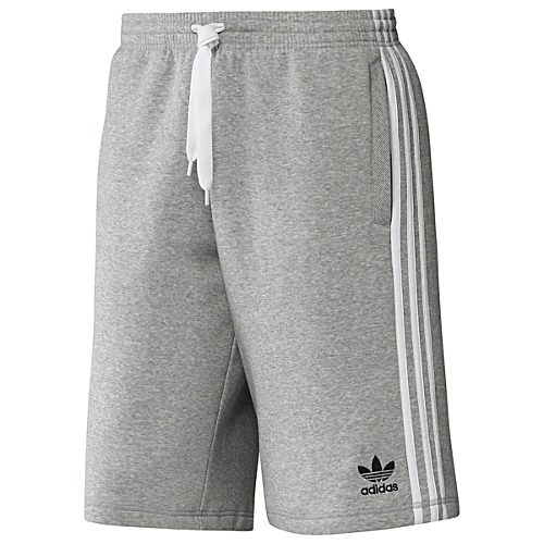 image: adidas 3-Stripes Fleece Shorts Z32070
