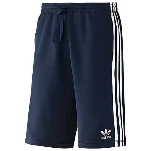 image: adidas 3-Stripes Fleece Shorts Z32073