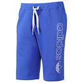 image: adidas Fleece Logo Shorts Z33166