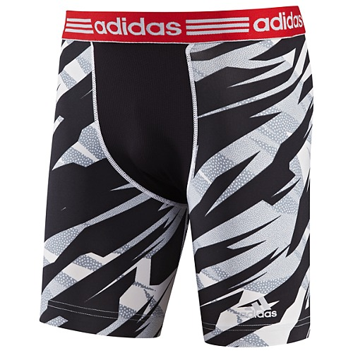 image: adidas Climacool Compression Camo Short Tights Z33477