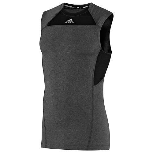 image: adidas Compression Sleeveless Tee Z33522