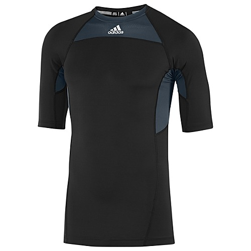 image: adidas Compression Short Sleeve Tee Z33525