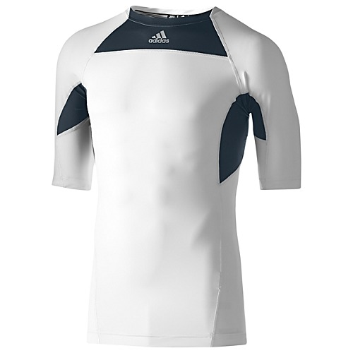 image: adidas Compression Short Sleeve Tee Z33526