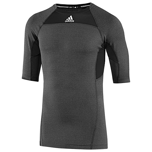 image: adidas Compression Short Sleeve Tee Z33527