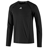 image: adidas Fitted Long Sleeve Tee Z33529
