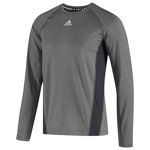 image: adidas Fitted Long Sleeve Tee Z33531
