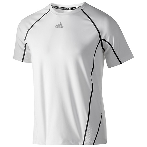 image: adidas Fitted Short Sleeve Tee Z33548