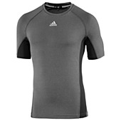 image: adidas Fitted Short Sleeve Tee Z33549