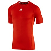 image: adidas Fitted Short Sleeve Tee Z33550