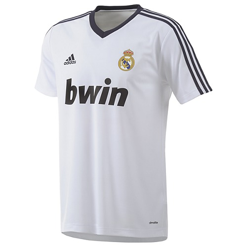 image: adidas Real Madrid Home Replica Tee Z33638