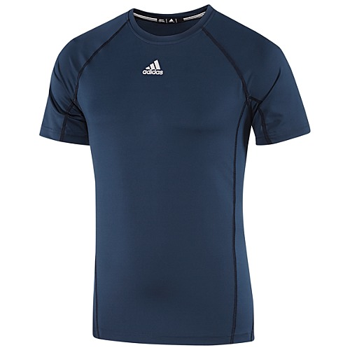 image: adidas Fitted Short Sleeve Tee Z34517