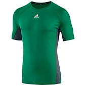image: adidas Fitted Short Sleeve Tee Z34520