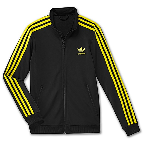 image: adidas Youth 8-20 Firebird Track Top Z34679