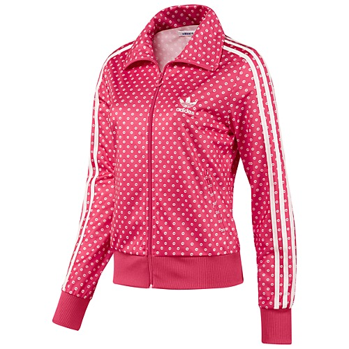 image: adidas Firebird Lips Allover Print Track Jacket Z34747