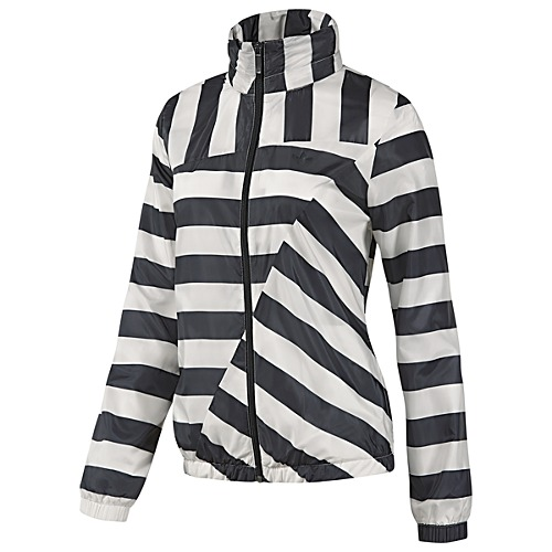 image: adidas Striped Windbreaker Z34815