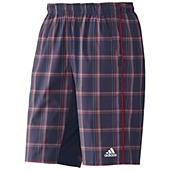image: adidas Plaid Bermuda Shorts Z36708