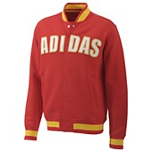 image: adidas Fleece Varsity Jacket Z37739
