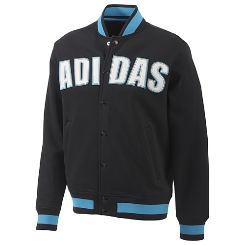 image: adidas Fleece Varsity Jacket Z37740