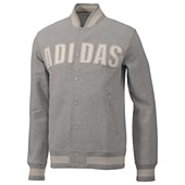 image: adidas Fleece Varsity Jacket Z37757