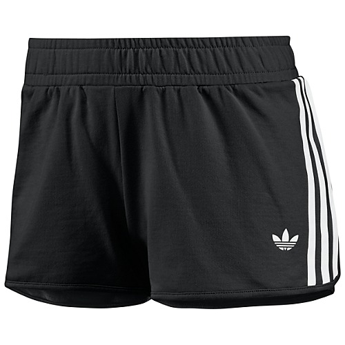 image: adidas 3-Stripes French Terry Shorts Z37760