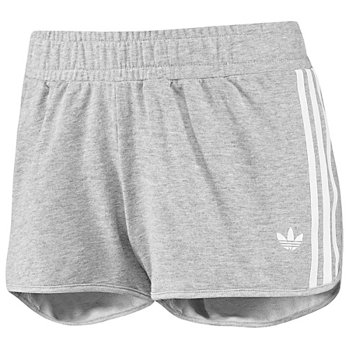 image: adidas 3-Stripes French Terry Shorts Z37761