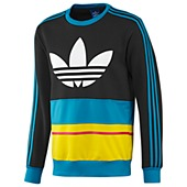 image: adidas C90 Art Fleece Sweatshirt Z38377