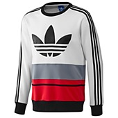 image: adidas C90 Art Fleece Sweatshirt Z38382