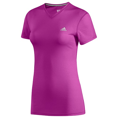image: adidas Ultimate Short Sleeve V-Neck Tee Z40104