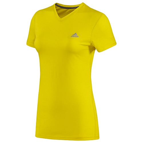 image: adidas Ultimate Short Sleeve V-Neck Tee Z40106