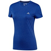 image: adidas Ultimate Short Sleeve V-Neck Tee Z40112