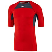 image: adidas Compression Short Sleeve Tee Z40134
