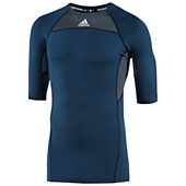 image: adidas Compression Short Sleeve Tee Z40135