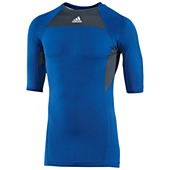 image: adidas Compression Short Sleeve Tee Z40136