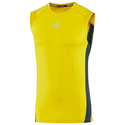 image: adidas Fitted Sleeveless Top Z40176